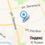 Отдел вневедомственной охраны отдела МВД РФ по г. Суздалю на карте Суздаля