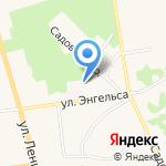 Центр гигиены и эпидемиологии во Владимирской области на карте Суздаля