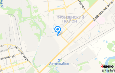 Местоположение на карте пункта техосмотра по адресу г Владимир, ул Погодина, д 9
