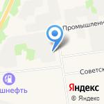 Суздальское дорожное ремонтно-строительное управление на карте Суздаля
