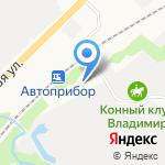 Форматстройсервис на карте Владимира