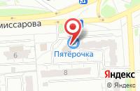 Схема проезда до компании Авторитет во Владимире