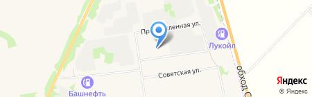 Авто Плюс на карте Суздаля