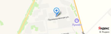 Магазин сувениров и подарков на Промышленной на карте Суздаля
