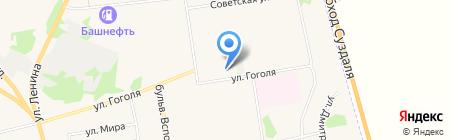 Магазин хозтоваров на карте Суздаля