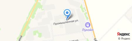 Владимирские коммунальные системы на карте Суздаля