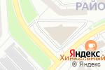 Схема проезда до компании Дельта во Владимире