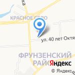 Карапузик на карте Владимира