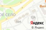 Схема проезда до компании Vape-Shop во Владимире