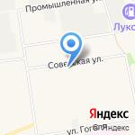 Почтовое отделение №1 на карте Суздаля