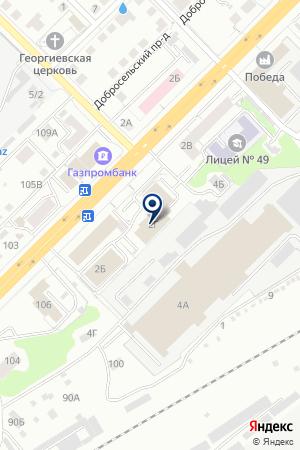 ЦЕНТР ЛАЗЕРНЫХ ШОУ ВЛАДИМИРСКИЕ ФЕЙЕРВЕРКИ на карте Владимира
