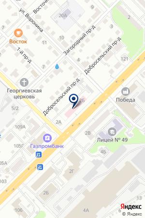 НАША АПТЕКА № 50 на карте Владимира