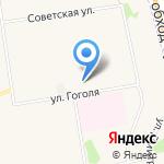 Детский сад №7 на карте Суздаля