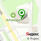 Местоположение компании Охотник-рыболов