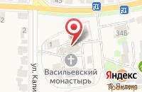 Схема проезда до компании Свято-Васильевский мужской епархиальный монастырь в Суздале