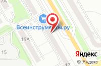 Схема проезда до компании Городская касса во Владимире