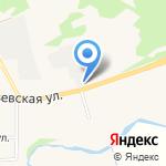 Владимирэнерго на карте Суздаля