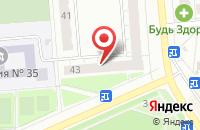Схема проезда до компании ЭВЕРЕСТ во Владимире