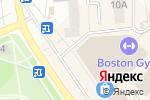 Схема проезда до компании МТС во Владимире