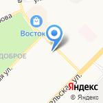 Батэль на карте Владимира
