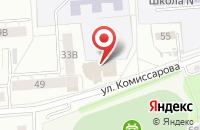 Схема проезда до компании English-Класс во Владимире