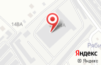 Схема проезда до компании Бельведер во Владимире