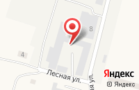 Схема проезда до компании Vlad Гараж в Суромне