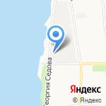 Мастерская по изготовлению памятников на карте Архангельска