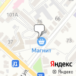 Магазин салютов Мичуринск- расположение пункта самовывоза