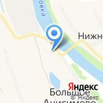 Участковый пункт полиции №5 на карте Архангельска