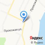 Кабинет врача общей практики на карте Архангельска