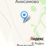 Заостровская участковая больница на карте Архангельска