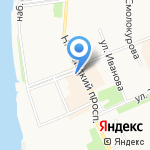 АйВита на карте Архангельска