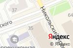 Схема проезда до компании Аптечный огород в Архангельске