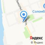 МегаФон на карте Архангельска
