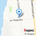 Снежок-Комфорт на карте Архангельска