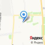 Дом мебели на карте Архангельска