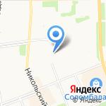 Творчество на карте Архангельска
