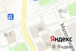 Схема проезда до компании Соломбала в Архангельске