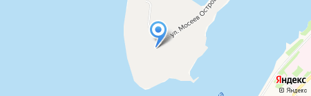 Арктикрейд на карте Архангельска