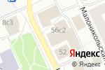 Схема проезда до компании Восточный экспресс банк, ПАО в Архангельске