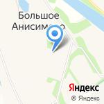 Заостровская начальная общеобразовательная школа на карте Архангельска
