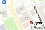 Схема проезда до компании Крепмастер в Архангельске