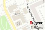 Схема проезда до компании Vera в Архангельске