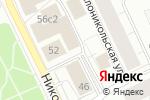 Схема проезда до компании Corvet в Архангельске