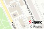 Схема проезда до компании Техосмотр, ЗАО в Архангельске