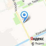 Мастерская подарков ручной работы на карте Архангельска