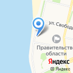 Пульс на карте Архангельска