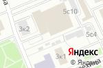 Схема проезда до компании АрхГражданКредит в Архангельске