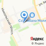 Центр сухофруктов на карте Архангельска